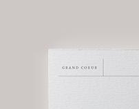 Grand Coeur Wines Logo
