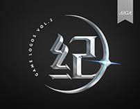 Game Logos Vol.2