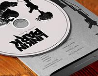 CD Design for Linkin Park