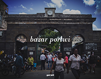 Bazar Porlwi (The Central Market of Port Louis)