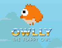 Owlly : the flappy owl