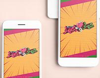 Emad & Eatemad Web App Design