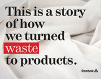Reebok - Waste to Product