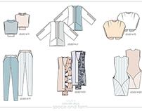 Fashion Design: Space and Form 2013