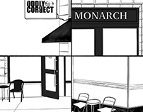A Few of my Favorite Coffeeshops