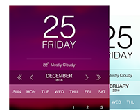 Calendar 2016- I phone