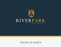 Manual de Marca - RiverPark Estacionamentos