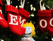 Temoc Christmas Tree Photos - UT Dallas
