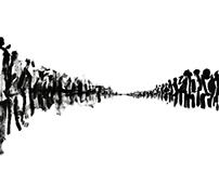 """Portada para """"El coro blanco"""" 2015"""