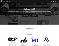 Personal website #3