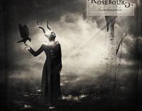 "Rosebourg ""Sweeter Than Your Love"" - cover artwork"