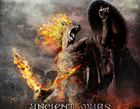 Album Cover Design for Metal Bands: LICENSE SOLD