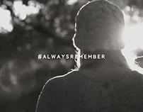 #always remember social video