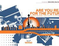Convention Wind 2008 | presso la W&Media