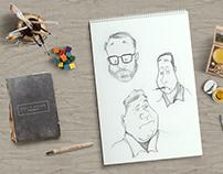 Quick sketches