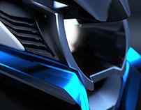 K2 Naked Conceptualization & 3D Modeling