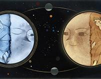 愛情月相 | Phases of Moon in a Month