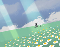The Egg Field