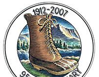 L.L. Bean 95th Anniversary Logo