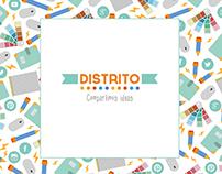 DISTRITO INFOGRAPHY