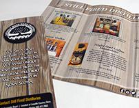Still Fired Distilleries Brochures