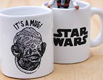 Admiral Ackbar - It's a Mug!