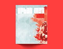 Urban Magazine / Editorial & graphic design