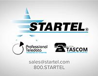 Motion Graphics: Startel Customer Videos