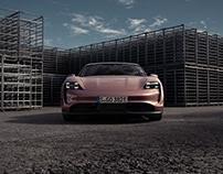 Porsche Taycan RWD