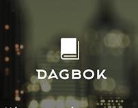 """Aplicación móvil """"Dagbok"""""""
