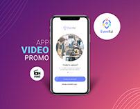 Eventful - Mobile App Promo Video