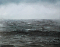 """LittleBig"" 2015 Art Show -Paintings by Adam Hall"