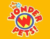 NICKELODEON: Wonder Pets Video Trailer Graphics