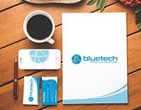 Logotipo : Bluetech
