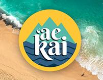 'Ae Kai Branding & Layout Design
