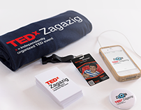 TEDxZagazig Identity
