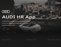 Audi HR App