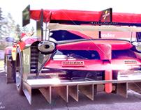 """Ferrari Le Mans GTE Pro Concept Car """"Progetto 2020"""""""