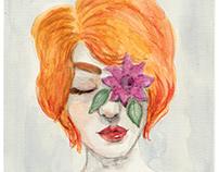 """Coleção """"Olhos de flor"""""""
