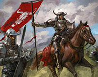 Mount&Blade knight