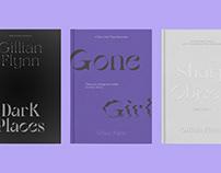The Complete Gillian Flynn book set