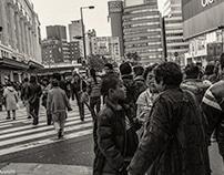 Osaka (Monochrome) 3