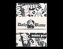 Daily Blame (On Sunday)