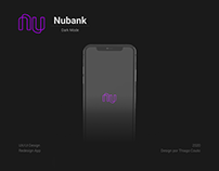 Nubank - Dark Mode