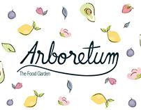 Arboretum Food Garden