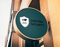ControlSecurity - Logo
