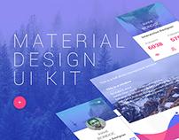 Download Free Material Design Ui Kit