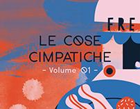 Le cose cimpatiche Vol. 01 - Illustrated book