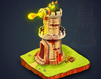 Defence Tower Design