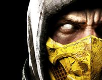 Mortal Kombat X: Stream Asset Suite